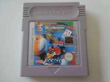 GAMEBOY Gioco-MICRO MACHINES 1 (PAL) (modulo)