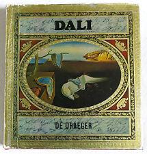 DALI, édition originale 1968, DRAEGER VILO, DALI DE DRAEGER, MAX GERARD .