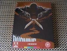 Blu Steel 4 U: Burning : Limited Edition Steelbook & DVD : 2 Discs Sealed