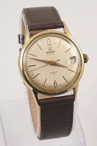 Vintage ROAMER ROTODATE 21 Jewel Automatic Swiss Watch