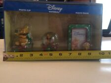 Disney Winnie The Pooh Christmas: Photo Clip, Waterball,Photo Frame NIB xmas NEW