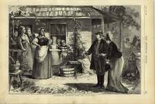 1875 Bringing Home The Fifth Wife Mormonism