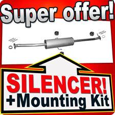 Middle Silencer HONDA CR-V 2.0 2001-2007 Exhaust Box AHN