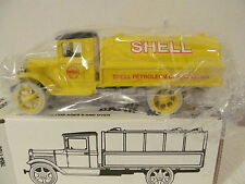 1931 SHELL OIL HAWKEYE TANKER BANK 1/34 SCALE ERTL DATED 1993 NIB MINT