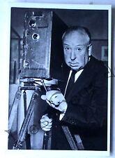 Carte postale Hitchcock premiére camera Pathé   postcard