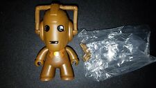 WOODEN CYBERMAN BBC DOCTOR WHO GERONIMO! TITANS VINYL FIGURE