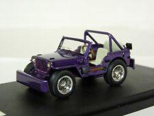 Pitstop 1/43 1998 Jeep Skaife Overland 4x4 Resin Handmade Model Car