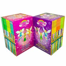 Rainbow Magic The Magical Party Collection & The Magical Adventure 42 Books Set