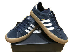 New listing Mens Adidas Skateboarding Campus Trainers Size 9 Blue