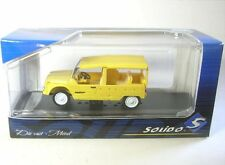 Citroen Mehari  Plage (yellow)1979