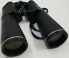Vintage Tento Binoculars 20 x 60 Russian Made In USSR With Case And Strap