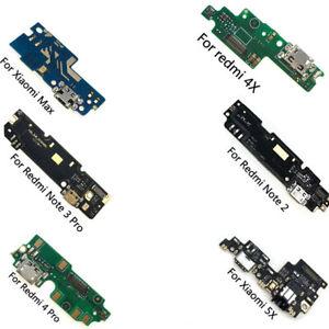USB Charging Port Charger Board Dock For Xiaomi Redmi Note 2 3 Pro 4X 5X Mi 4