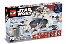 *BRAND NEW* Lego Star Wars Classic Hoth Rebel Base 7666 *LIGHTLY DENTED*
