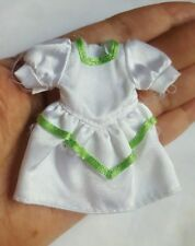 """Small Doll Dress • Pre-owned • Nice Condition • cute • 3"""""""