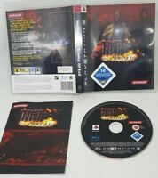 Hellboy Science Of Evil PS3 GERMAN LANGUAGE VERSION PAL Complete KONAMI Rare VGC