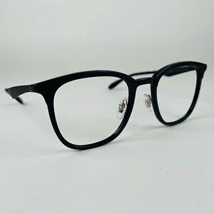 RAY- BAN eyeglasses  BLACK SQUARE glasses frame MOD: RB4278