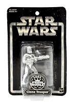 Star Wars Silver Anniversary - Clone Trooper Action Figure