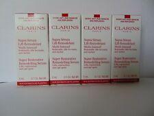 Clarins super restorative remodelling serum -12ml - 4 x 3ml