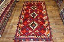 Handgewebter Kelim 146x290 cm Orientteppich Nomadenteppich Nomadenkelim NEU