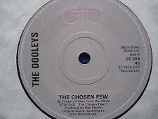THE DOOLEYS - THE CHOSEN FEW
