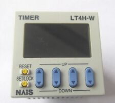 New Panasonic digital timer LT4H-W ATL6117 110-240VAC