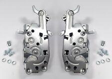 Pair (LH & RH) Door Lock Latch, Release Mechanism for 1970-81 Camaro Firebird
