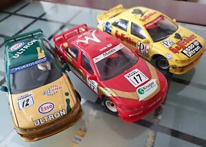 Scalextric Cars SCX(matchbox) Peugeot 406 joblot