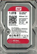 Western Digital WD10EFRX1TB Red NAS LFF 3.5in SATA-III 6Gbps 5.4K 64MB HDD