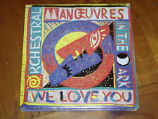 Love Limited Edition 45 RPM Vinyl Records