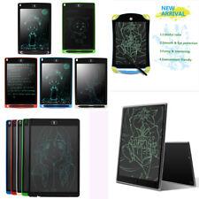 """8.5"""" - 12"""" LCD Writing Tablet Pad Board Jot Style eWriter Boards Stylus + Pen"""