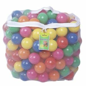 Click N' Play 200 Phthalate BPA Crush Proof Plastic Ball Pit 0005b