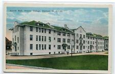 Aycock Hall Trinity College Durham North Carolina postcard