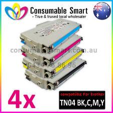 4 Compatible TN-04 TN04 (BK/C/M/Y) Brother MFC9420CN Colour Toner Cartridge