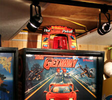 Williams GETAWAY Pinball Machine CUSTOM TOPPER - Looks Factory