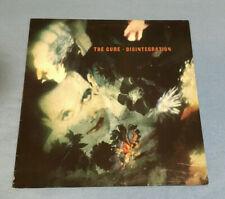 THE CURE - Disintegration - Vinyl LP 1989 - Fiction Records 839353-1