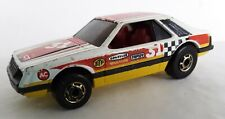 Vintage 1979 Hot Wheels Turbo Mustang Gt #31 Gold Hot Ones Malaysia