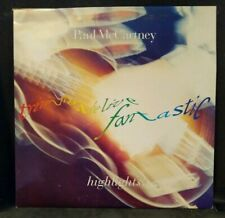Paul McCartney Tripping The Live Fantastic Highlights New LP © 1990