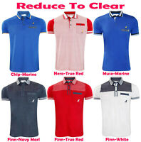 Mens T Shirts Kangol Crew Neck Polo Shirt Cotton T-shirt Tops Multi-color