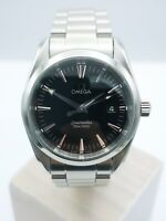 Omega Seamaster Aqua Terra 39mm Quartz Men's Watch - Ref:25175000