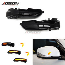 Dynamic Turn Signal Side Mirror Light For Infiniti Q30 Q50 60 70 QX 30 50 60 70