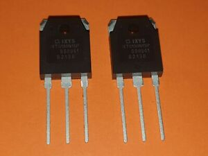 2x IXYS IXTQ150N15P N-Channel Power Mosfet 150V / 150A TO-264