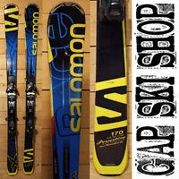 Ski occasion Salomon X-Race 2014 + Fixation Z12 Race Plate XX