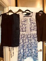 small bundle ladies clothes. kookai, monsoon and red herring size 18  dress bnwt