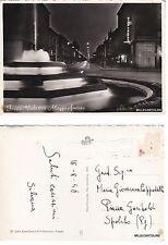 # FOGGIA: VIALE XXIV MAGGIO E FONTANA   1956