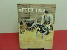 After 1883  Veterinary Medicine  HC  DJ  1st Edition  1982  Ray Thompson