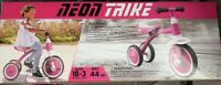 🔥 Three Wheels Neon Trike Pink, Boys and Girls Tricycle Toddler Scooter 🔥