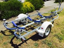 Precision boat trailer New 5.2 mt galvanised drive on roller BIG SALE