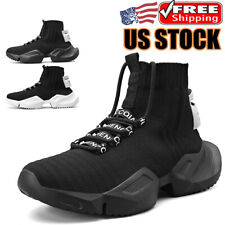 Men's Athletic Jogging Running Shoes Casual High Outdoor Sneakers Tennis Sports