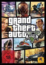 Grand Theft Auto 5 V PC Spiel Key - GTA 5 Rockstar Digital Download Code DE/EU