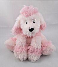 Bellbottom Poodle Dog Pink Plush Ganz Heritage Collection